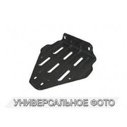 Защита дифференциала 2.5 мм для Porsche Cayenne 2003-2014,14- Полигон-Авто