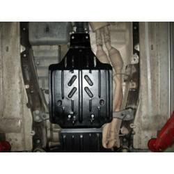 Защита раздатки 2.5 мм для Porsche Cayenne 2003-2014,14- Полигон-Авто