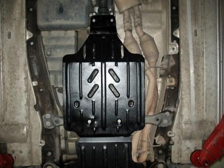 Фото Защита раздатки 2.5 мм для Porsche Cayenne 2003-2014,14- Полигон-Авто