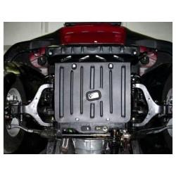 Защита двигателя 2.5 мм для SsangYong Actyon 2006-2012 Полигон-Авто