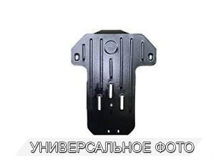 Фото Защита КПП 2.5 мм для SsangYong Rexton 2012- Полигон-Авто