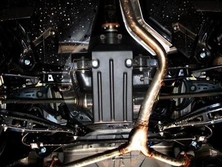 Фото Защита дифференциала 2.5 мм для Subaru Forester 2013- Полигон-Авто
