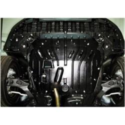 Защита двигателя 2.5 мм для Suzuki Kizashi 2010-2014 Полигон-Авто