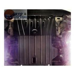 Защита двигателя 2.5 мм для Toyota Hi-Ace 2004-2013 Полигон-Авто