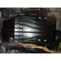 Защита КПП 2.5 мм для Toyota Hi-Ace 2004-2013 Полигон-Авто