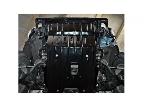 Фото Защита двигателя 2.5 мм для Toyota Hilux 2005-2011 Полигон-Авто