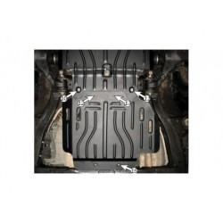 Защита КПП 2.5 мм для Toyota Land Cruiser 200 2007-2015,15- Полигон-Авто