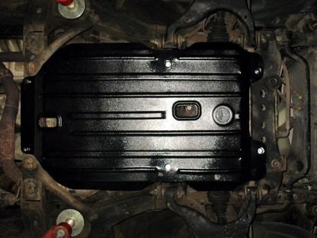 Фото Защита двигателя 2.5 мм для Toyota Land Cruiser Prado 2009-2013,13- Полигон-Авто