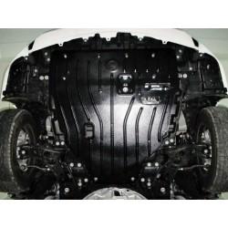 Защита двигателя 2.5 мм для Toyota Prius 2009- Полигон-Авто