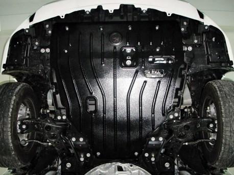 Фото Защита двигателя 2.5 мм для Toyota Prius 2009- Полигон-Авто