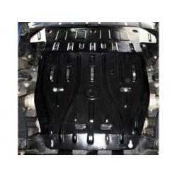 Защита двигателя 2.5 мм для Volkswagen Amarok 2010- Полигон-Авто