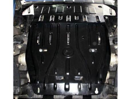Фото Защита двигателя 2.5 мм для Volkswagen Amarok 2010- Полигон-Авто