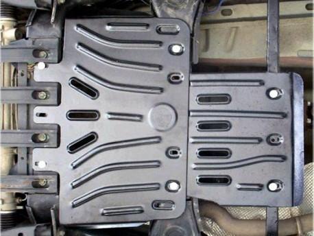 Фото Защита раздатки 2.5 мм для Volkswagen Amarok 2010- Полигон-Авто