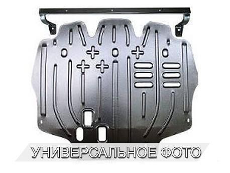 Фото Защита двигателя 2 мм для Volkswagen Phaeton 2003- Полигон-Авто