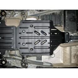 Защита раздатки 2 мм для Volkswagen Touareg 2002-2010,10- Полигон-Авто