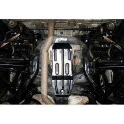 Защита дифференциала 2.5 мм для Volkswagen Touareg 2002-2010,10- Полигон-Авто