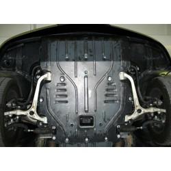 Защита картера и КПП 3 мм для Mercedes E-Class 2002-2009 Полигон-Авто