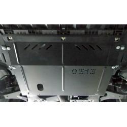 Защита двигателя Chery Arrizo 7 2016- Кольчуга