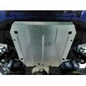 Защита двигателя Honda Civic 2012- Кольчуга