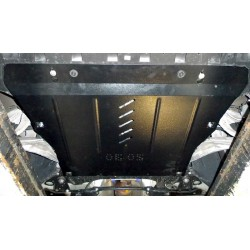 Защита двигателя Volvo XC90 2015- Кольчуга