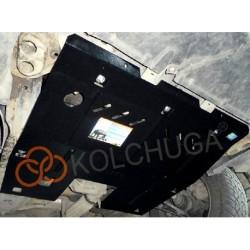 Защита картера и КПП Fiat Scudo 2007- Кольчуга