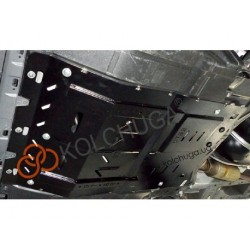 Защита картера и КПП Citroen Jumper 2014- Кольчуга