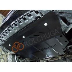 Защита картера и КПП Audi A3 USA 2012- Кольчуга