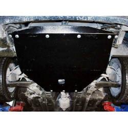 Защита двигателя Daewoo Lanos 1997-2010 Кольчуга