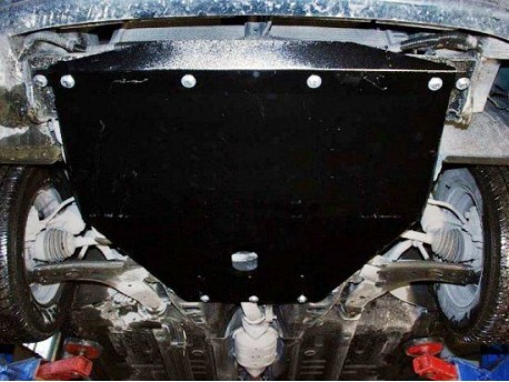 Фото Защита двигателя Daewoo Lanos 1997-2010 Кольчуга