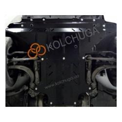 Защита картера, КПП Audi A5 2007-2016 Кольчуга