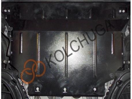 Фото Защита двигателя Volkswagen Golf 7 2012- Кольчуга
