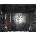 Защита двигателя Volkswagen Golf 7 2012- Кольчуга