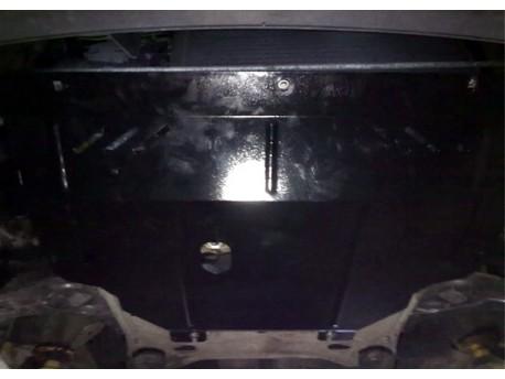 Фото Защита двигателя Renault Trafic 2001-2013 V-2.5 D Кольчуга