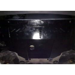 Защита двигателя Nissan Primastar 2001-2015 V-2.5 D Кольчуга