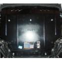 Защита двигателя Ford Fiesta 2013- V-1.6 Кольчуга