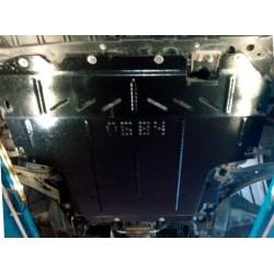 Защита двигателя Nissan NV200 2010- Кольчуга