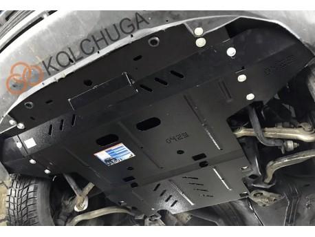 Фото Защита двигателя Volkswagen Passat B5 1996-2005 Кольчуга